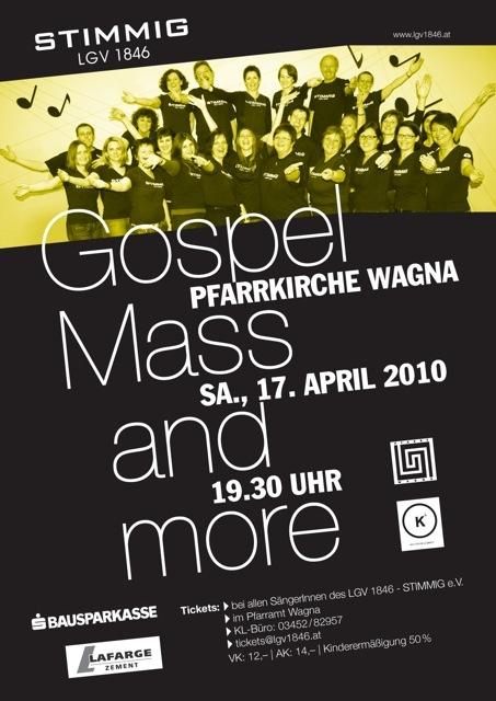 Gospel Mass and More - lgv1846